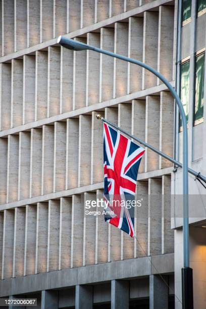 british flag - diplomacy stock pictures, royalty-free photos & images