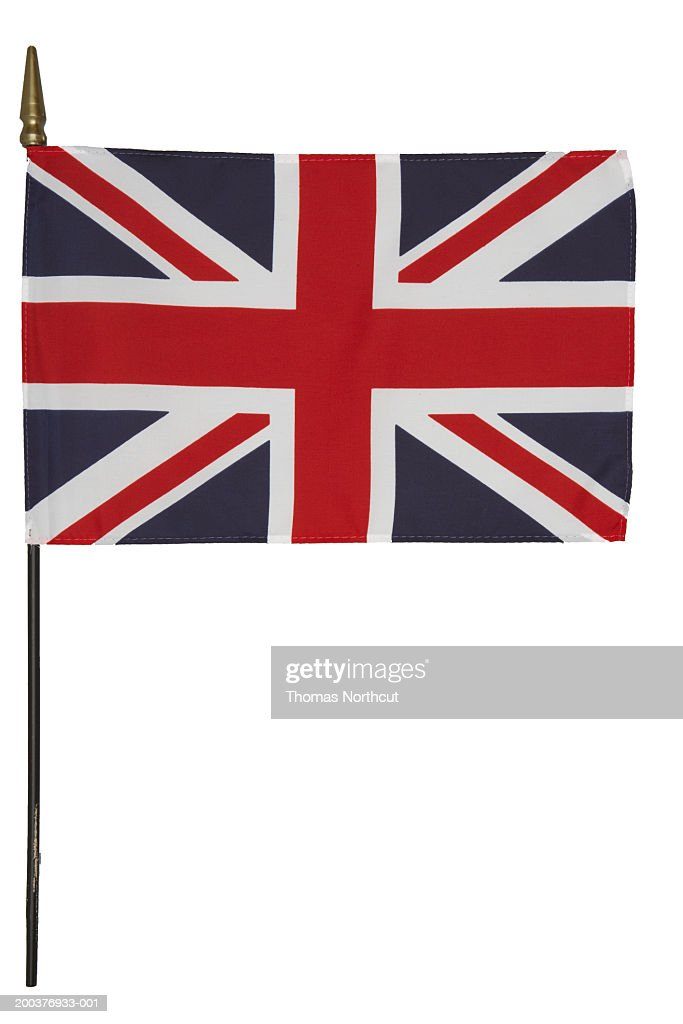 British flag : Stock Photo