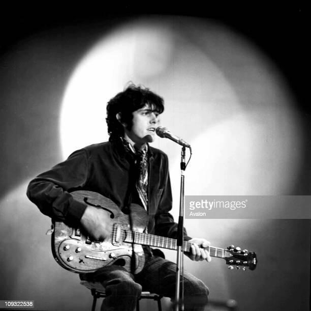 British Folk Singer Donovan Leitch