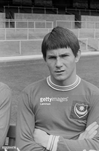 British football player George Ley of Portsmouth FC UK 23rd August 1967