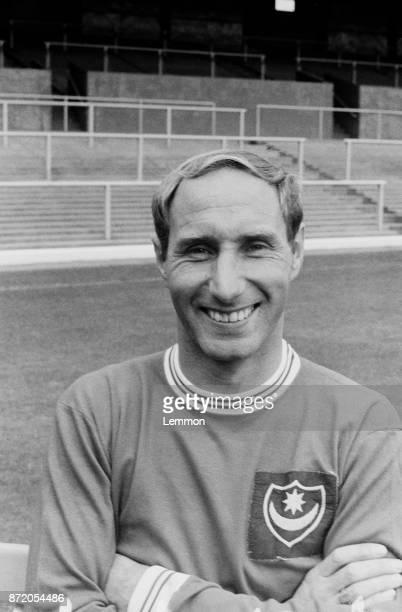 British football player Tony Barton of Portsmouth FC, UK, 23rd August 1967.