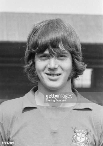 British footballer Duncan McKenzie of Nottingham Forest FC 1973