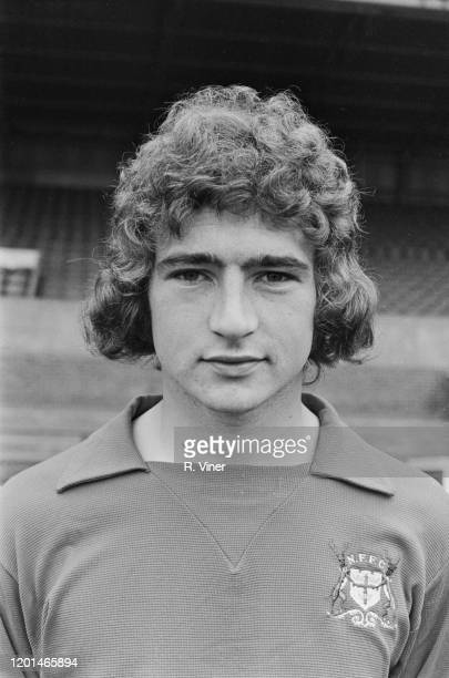 British footballer Martin O'Neill during a photo call for Nottingham Forest Football Club at the club's City Ground stadium in Nottingham, England,...