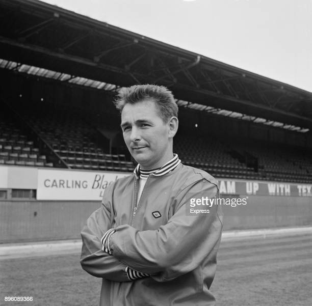 British former soccer player and manager of Derby County FC Brian Clough Uk 3rd September 1971