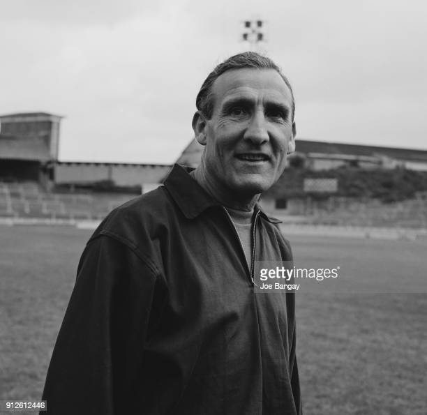 British former soccer player Benny Fenton manager of Millwall FC London UK 12th July 1968