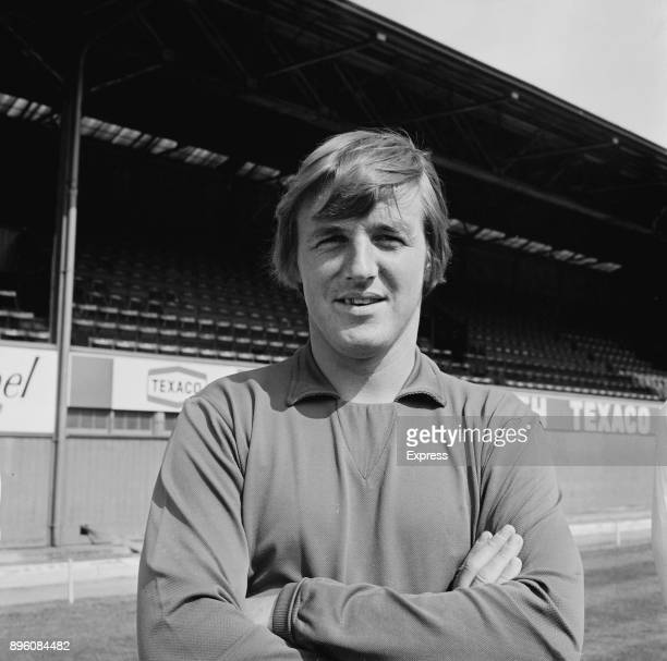 British goalkeeper Colin Boulton of Derby County FC UK 3rd September 1971
