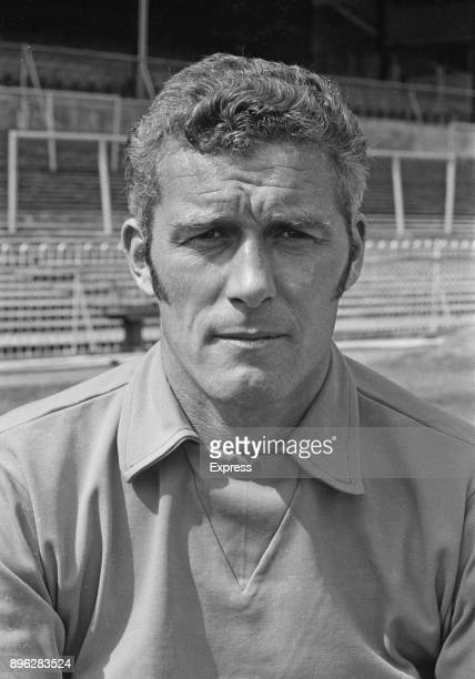 British goalkeeper Jim Furnell of Plymouth Argyle FC UK 3rd August 1971