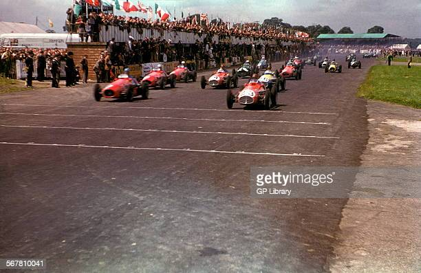 British GP at Silverstone 1953