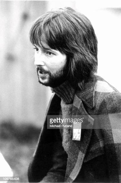 British guitarist Eric Clapton in Paris France on 9th September 1972