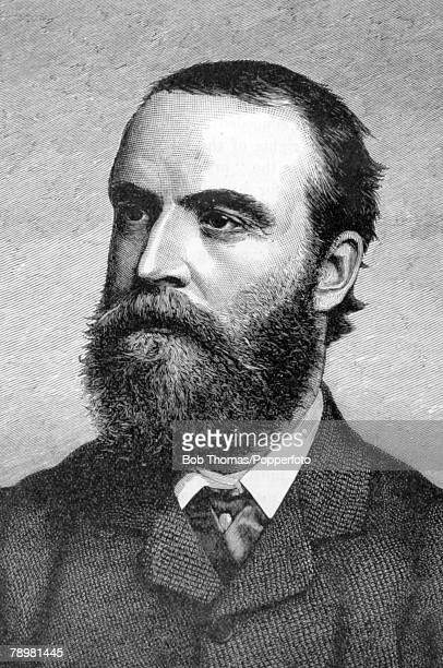 circa 1890 Charles Stewart Parnell Irish Protestant politician leader of the Home Rule party