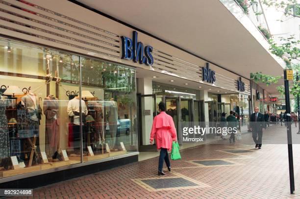 British Home Stores Birmingham 24th August 1994