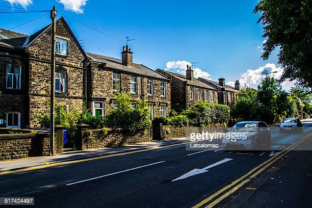 british industrial architecture - sheffield stock pictures, royalty-free photos & images