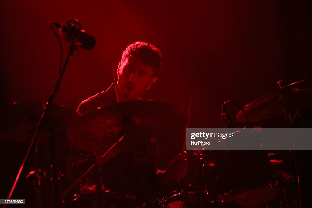 The Cinematic Orchestra performs at the EDP Cool Jazz : ニュース写真