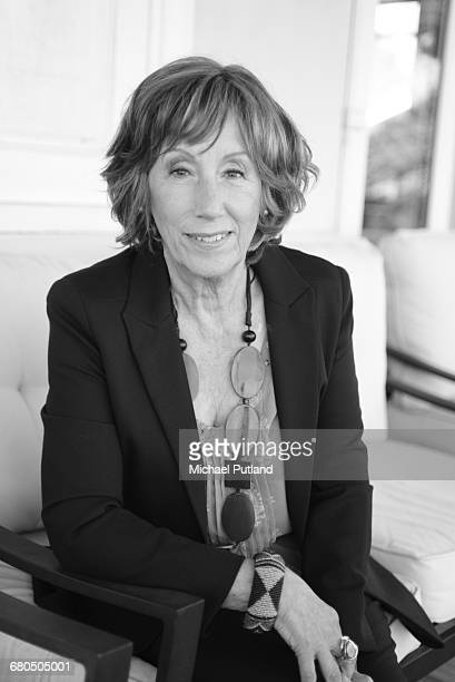 British jazz singer Norma Winstone at her home near Deal in Kent 20th September 2016