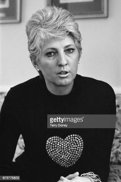 British journalist and editor of Playgirl magazine Marin Scott Milam UK 15th January 1974