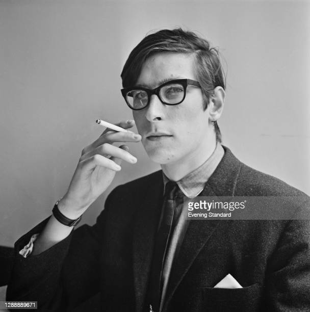 British journalist Max Hastings of the Evening Standard, UK, 1st August 1967.
