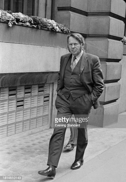 British judge Peter Pain , UK, 10th May 1974.