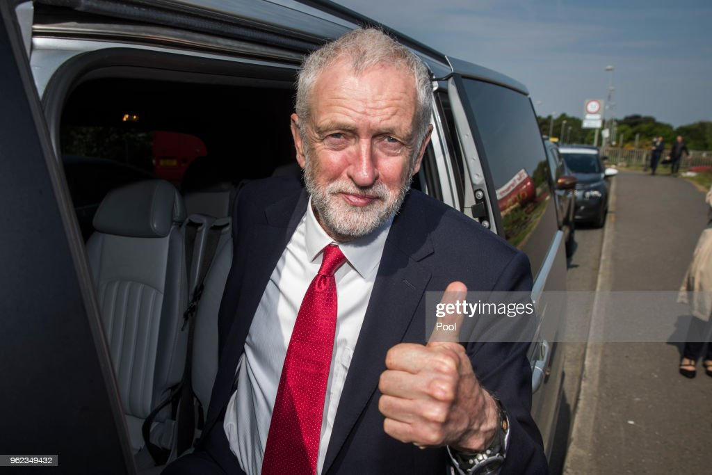 Jeremy Corbyn Visits Ireland