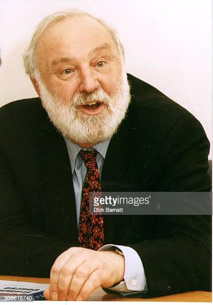 British Labour Party politician Frank Dobson circa 2000