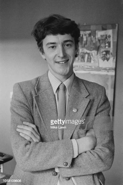 British Labour Party politician Hilary Benn UK 28th September 1979