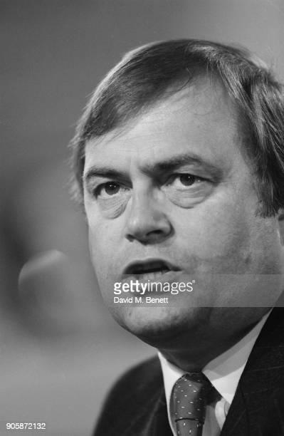 British Labour Party politician John Prescott UK circa 1990