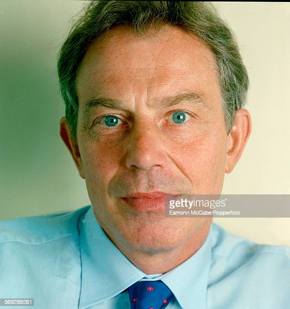 British Labour Party politician Tony Blair circa 2000 Blair led the Labour Party from 1994 to 2007 and was Prime Minister from 1997 to 2007