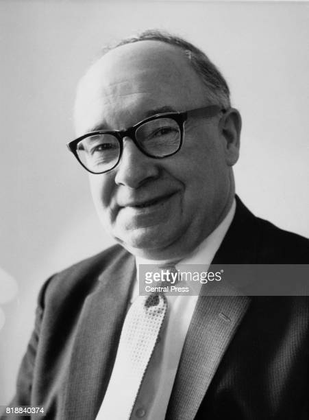 British Labour politician Frederick Lee the party spokesman on Aviation and Labour candidate for Newton 1st October 1964