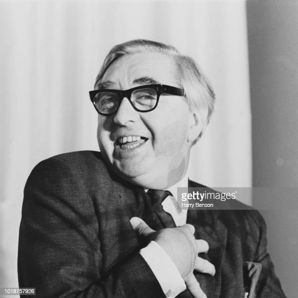 British Labour politician George Brown, Baron George-Brown , US, 12th October 1966.