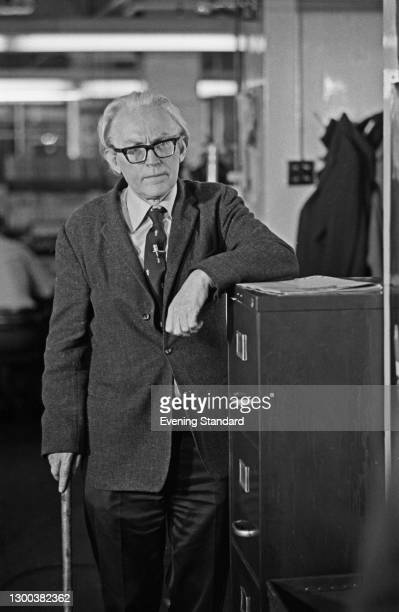 British Labour politician Michael Foot , UK, 23rd May 1972.