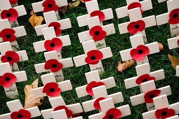 British Legion Field of Remembrance