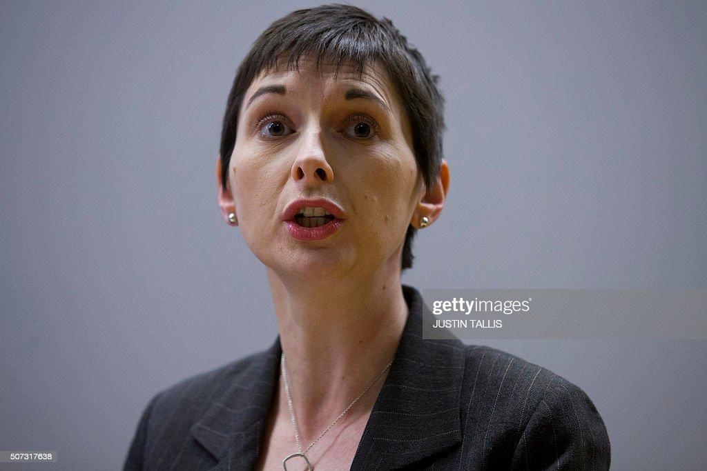 BRITAIN-POLITICS-LONDON-MAYOR : News Photo