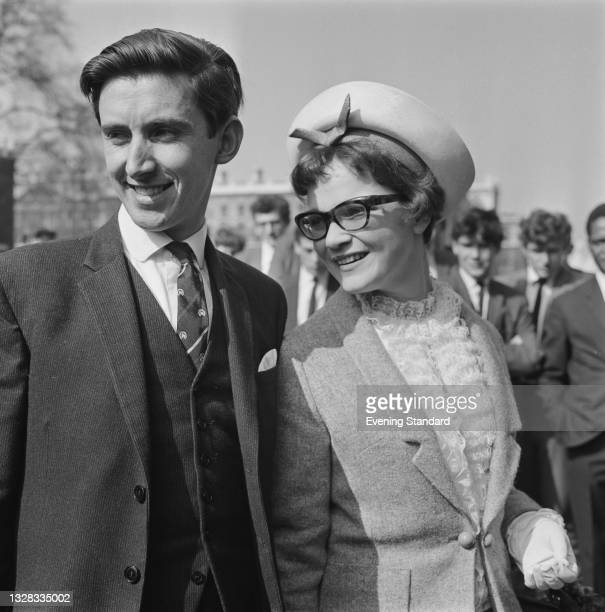 British Liberal politician David Steel arrives at the House of Commons in London after becoming the new MP for Roxburgh, Selkirk and Peebles in a...