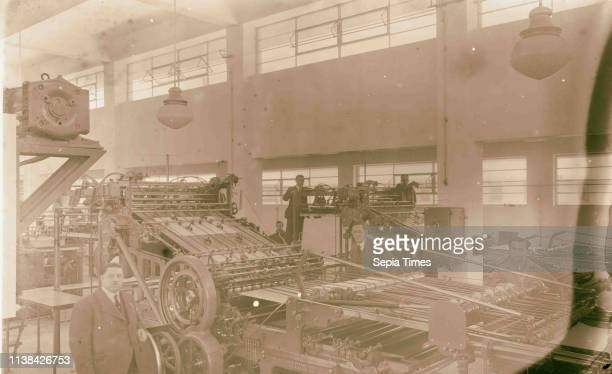 30 Top Linotype Machine Pictures, Photos and Images - Getty