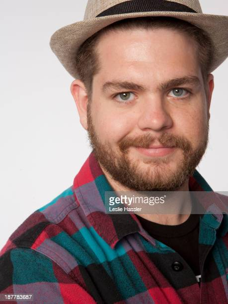 British media personality Jack Osbourne is photographed for Self Assignment on April 26 2011 in New York City