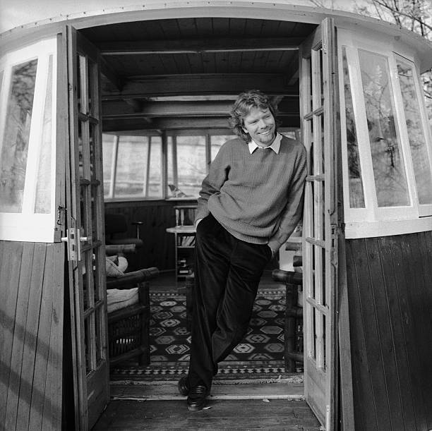 GBR: 18th July 1950 - Richard Branson Is Born