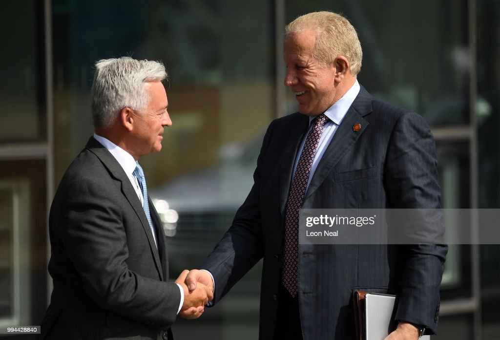 GBR: Ministers Attend The Western Balkans Summit