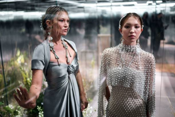 FRA: Fendi : Presentation  - Haute Couture Spring/Summer 2021 Collection As Part Of Paris Fashion Week