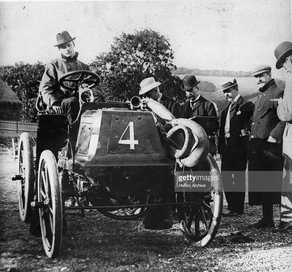 Rolls Racing Car Pictures | Getty Images