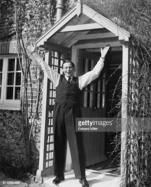 British MP Eric Lubbock the morning after winning the Orpington by-election for the Liberal Party, 15th March 1962.