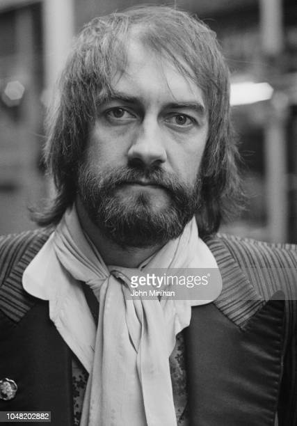 British musician and actor Mick Fleetwood UK 11th January 1980