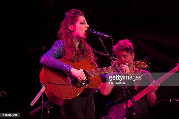 British musician Birdy performs onstage at the House of Blues Chicago Illinois April 9 2014