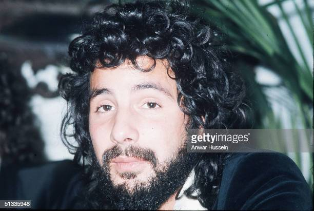 British musician Cat Stevens now known as Yusuf Islam poses in 1972 in London England A plane from London England heading to Washington DC was...