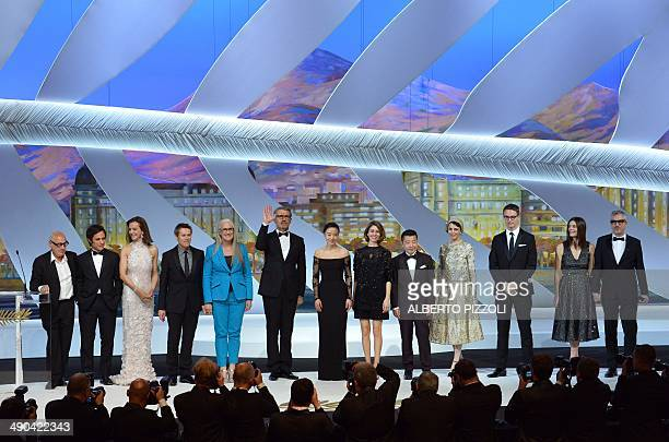 British musician Michael Nyman members of the Feature films Jury Mexican actor and director Gael Garcia Bernal French actress Carole Bouquet and US...