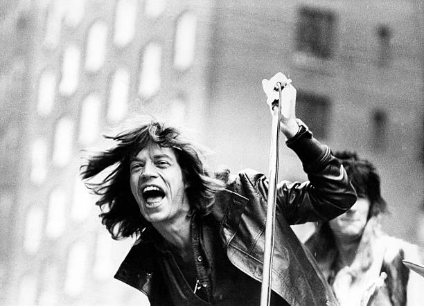 Rolling Stones On Fifth Avenue