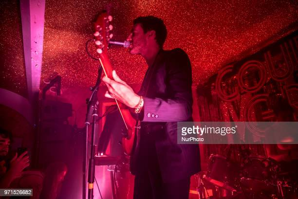 British musician Miles Kane performs live on stage at Moth Club London on May 28 2018 Miles Kane is an English musician best known as a solo artist...