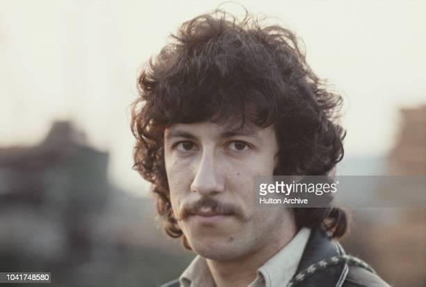 British musician Peter Green guitarist and cofounder of rock band Fleetwood Mac circa 1968