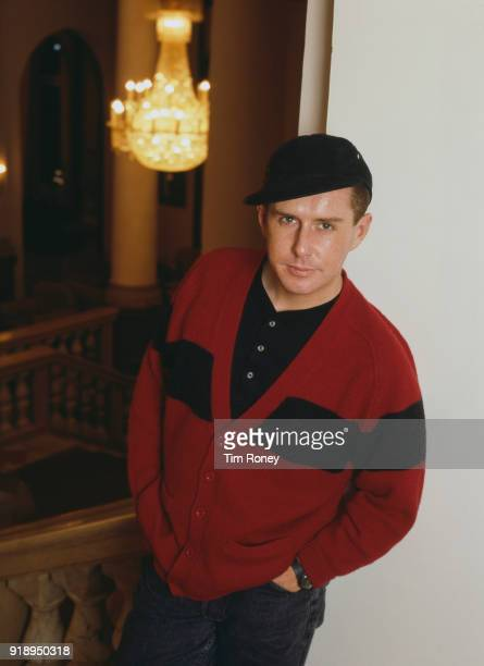 British musician singer and author Holly Johnson of pop group Frankie Goes to Hollywood UK circa 1985
