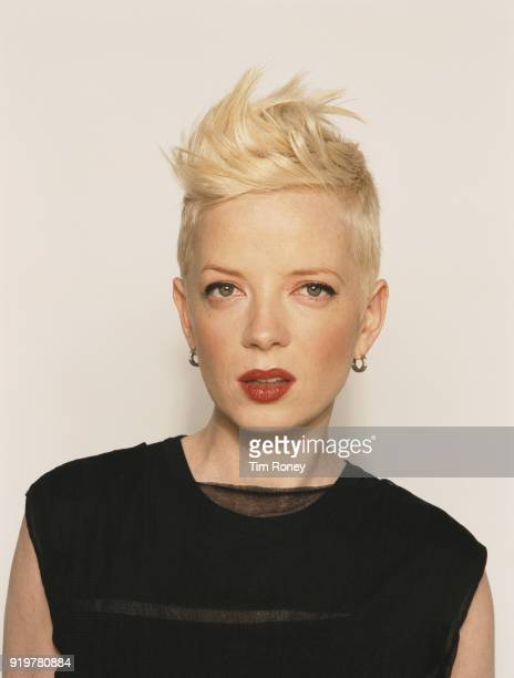 British musician singersongwriter and actress Shirley Manson of rock group Garbage circa 2001