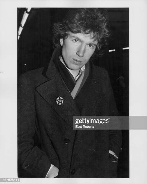 British musician Tom Robinson 1978