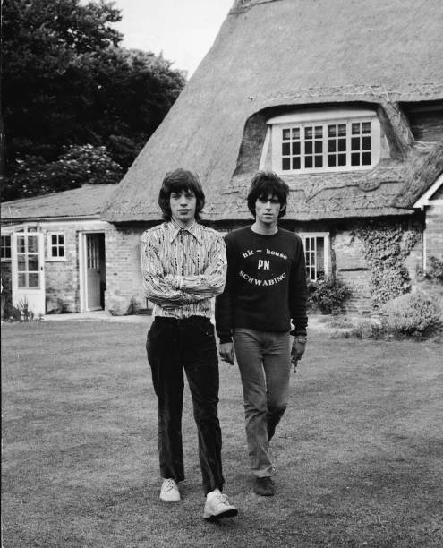 Mick & Keith In The Country